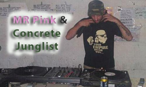 Original Old School Sundays Late Afternoons with Concrete Junglist and Mr Pink Sunday  from 16:00 till 18:00 every week.